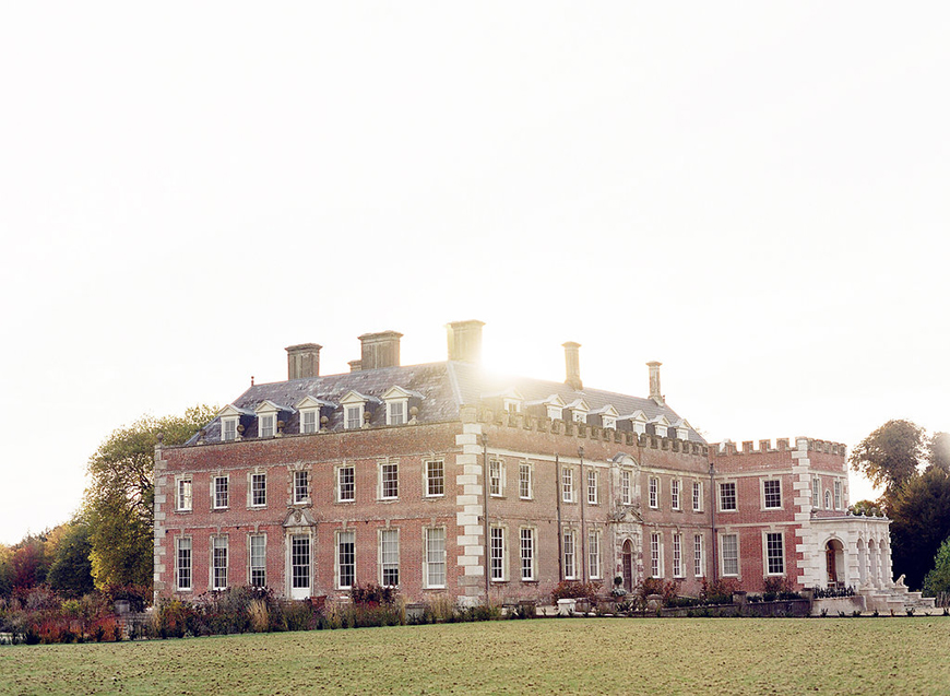 5 Wonderful Wedding Venues In Dorset - St Giles House | CHWV