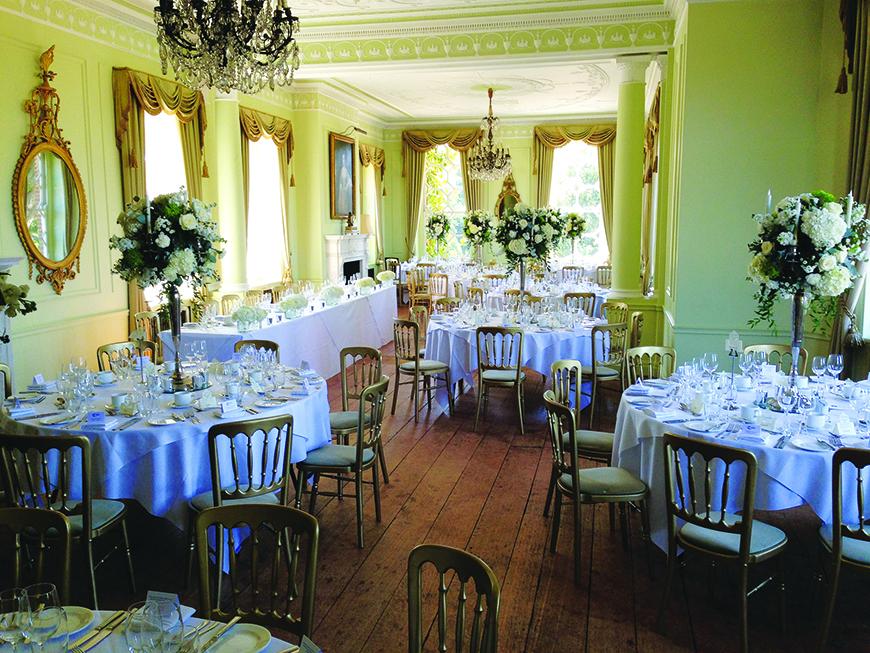8 Wonderful Wedding Venues In Essex - Braxted Park | CHWV