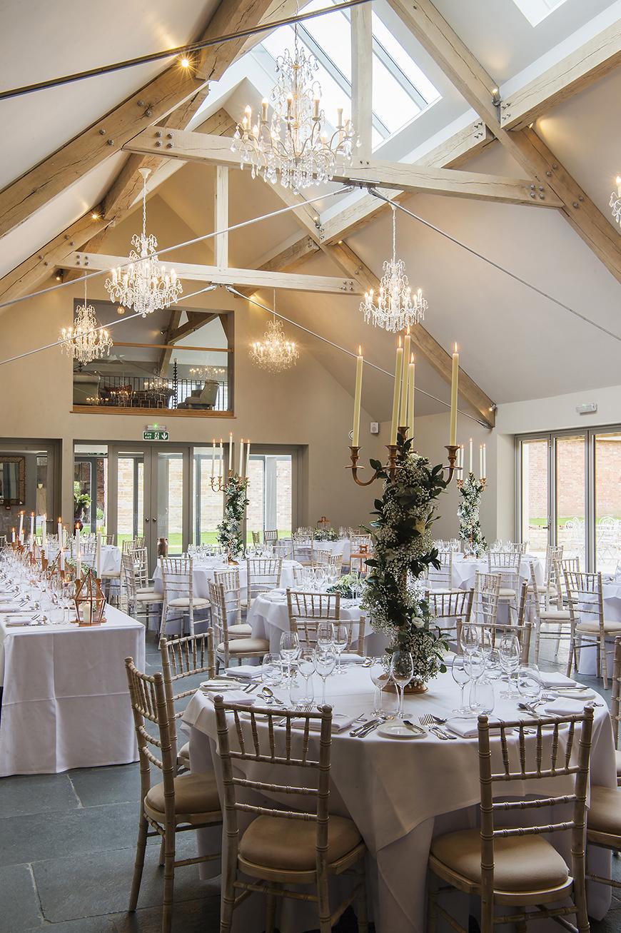Wonderful Wedding Venues in Warwickshire - Blackwell Grange | CHWV