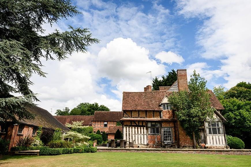 Wonderful Wedding Venues in Warwickshire - Gorcott Hall   CHWV