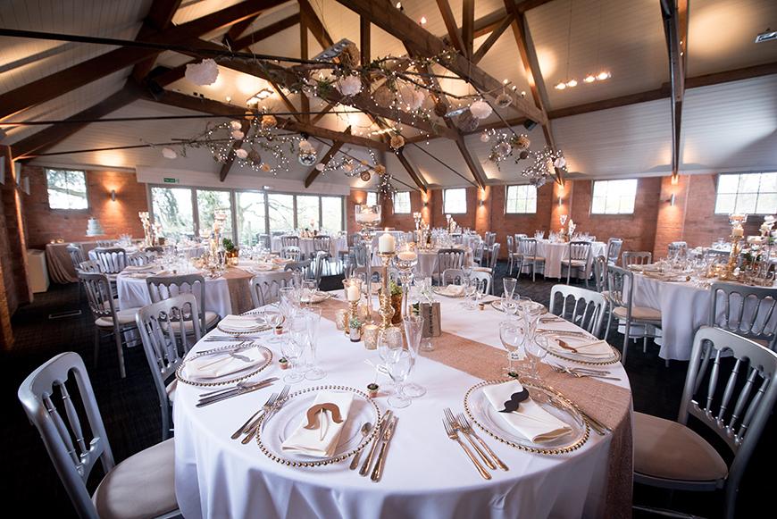 Wonderful Wedding Venues in Warwickshire - Gorcott Hall | CHWV