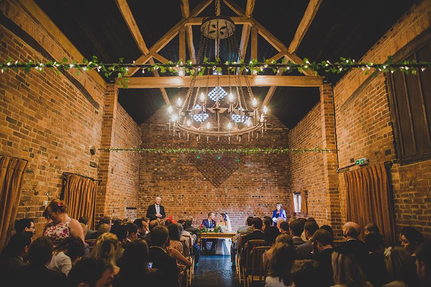 Wonderful Worcestershire Wedding Venues - Curradine Barns | CHWV