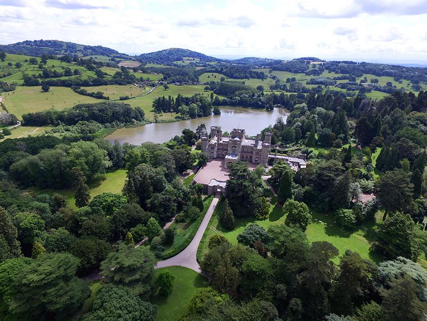 Wonderful Worcestershire Wedding Venues - Eastnor Castle | CHWV