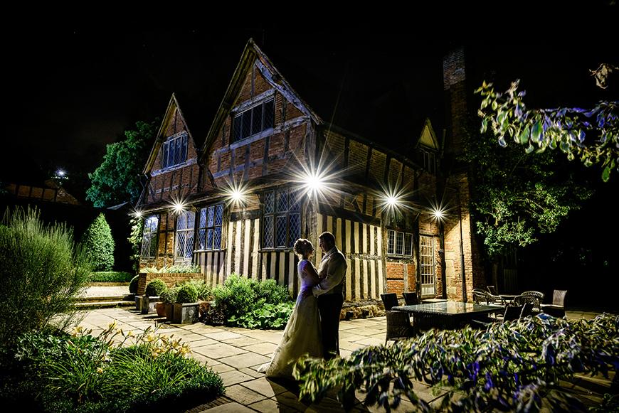 Wonderful Worcestershire Wedding Venues - Gorcott Hall | CHWV