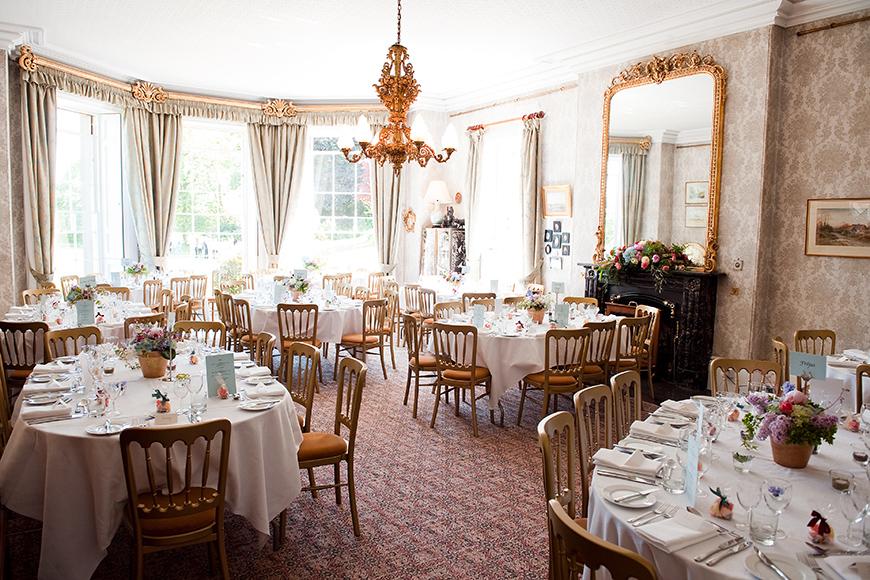 Wonderful Worcestershire Wedding Venues - Homme House | CHWV