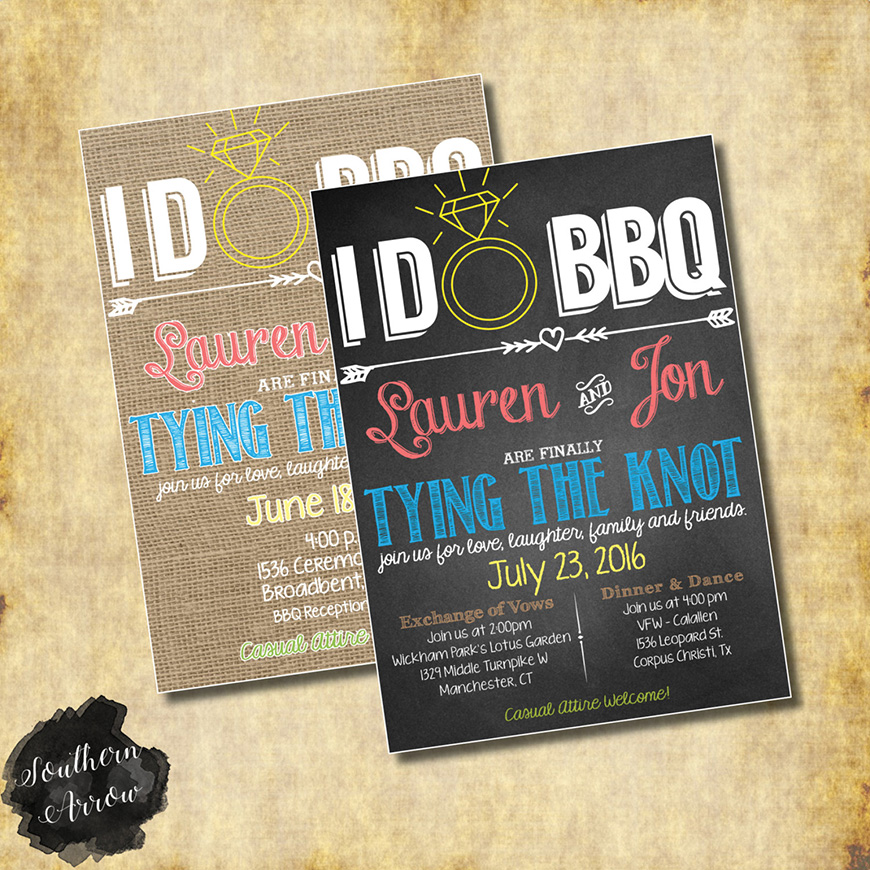 Wedding Invitation Wording – Writing your Day Invitations - Set the tone | CHWV
