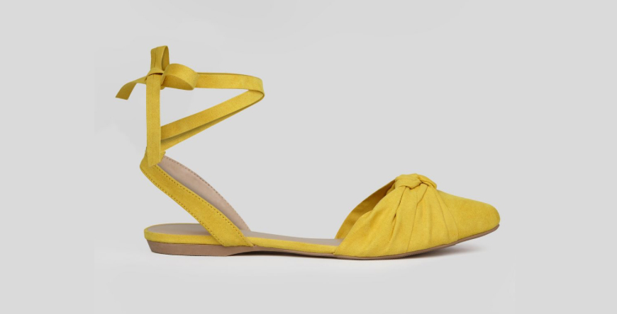 Weddings Ideas by Colour: Yellow Wedding Shoes - Destination shoes | CHWV