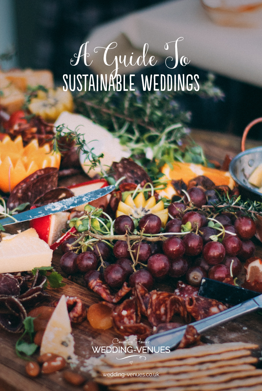 A Guide To Sustainable Weddings | CHWV