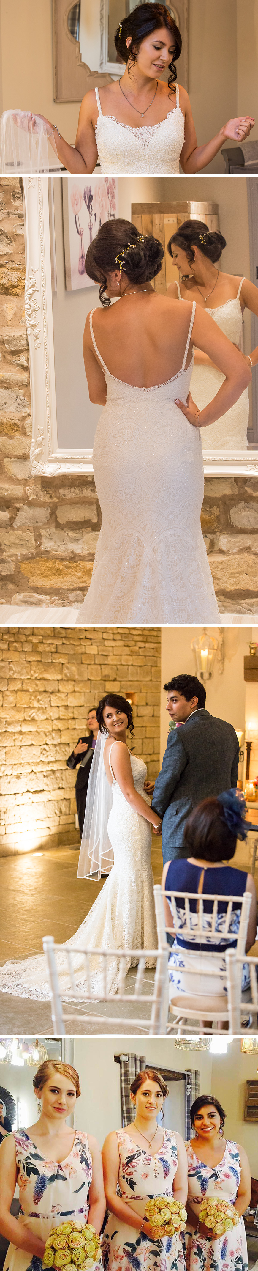 Real Wedding - Alice & Jose's Late Summer Wedding at Blackwell Grange | CHWV