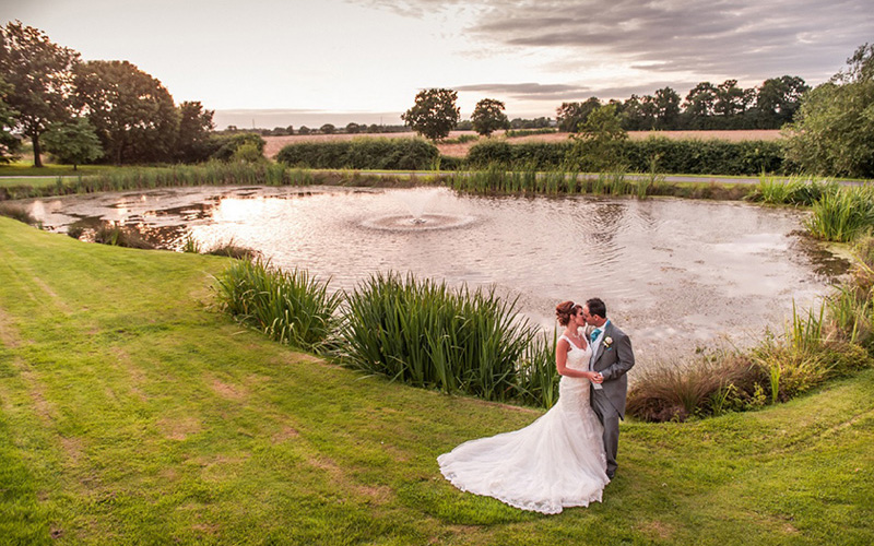 Alrewas Hayes Manor House Wedding Venue Staffordshire Chwv