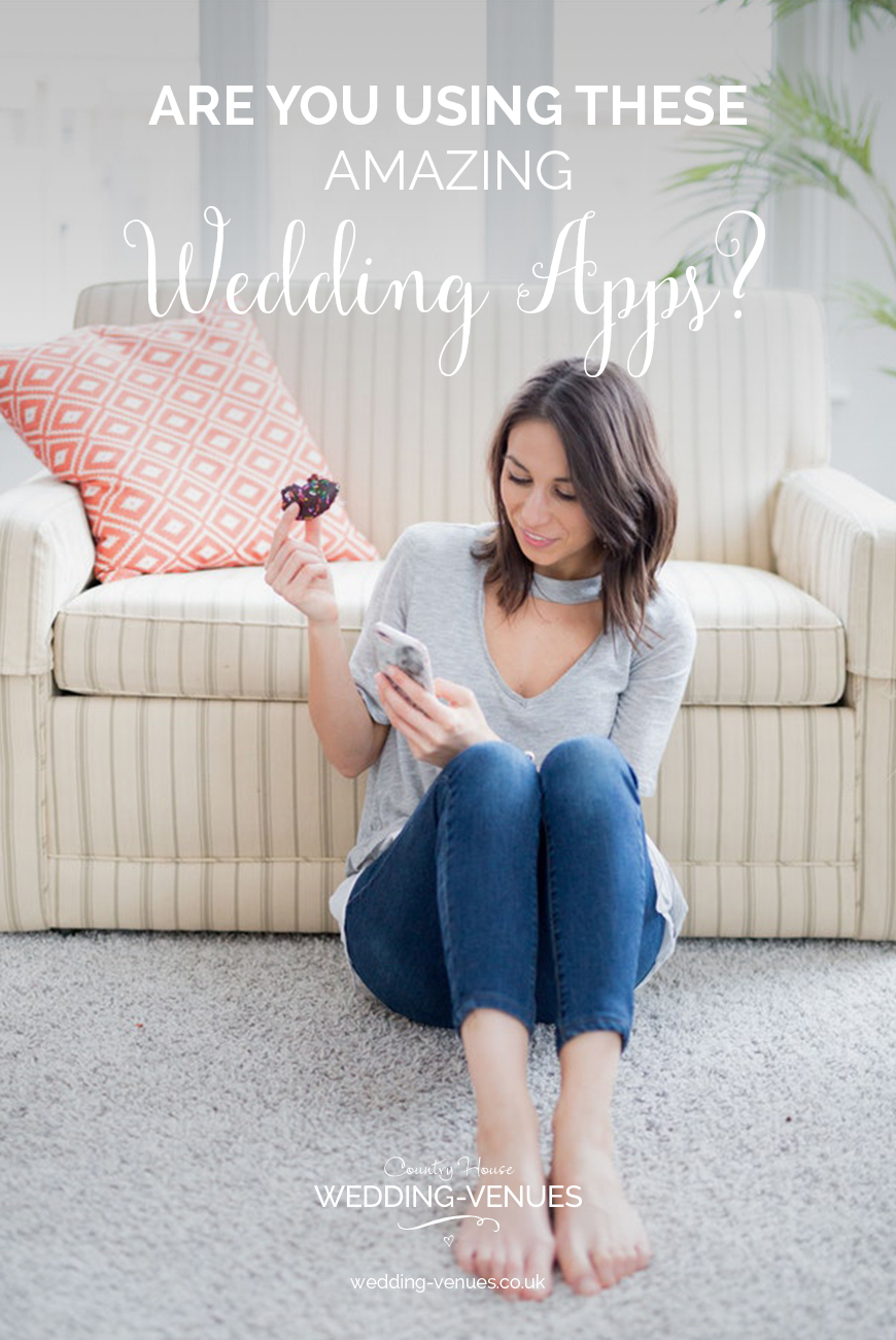 Are You Using These Amazing Wedding Apps? | CHWV