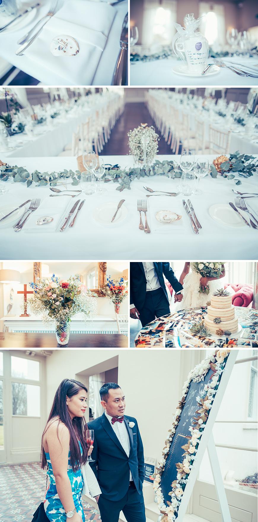 Angela and Praj's Handmade Wedding in London - DIY | CHWV