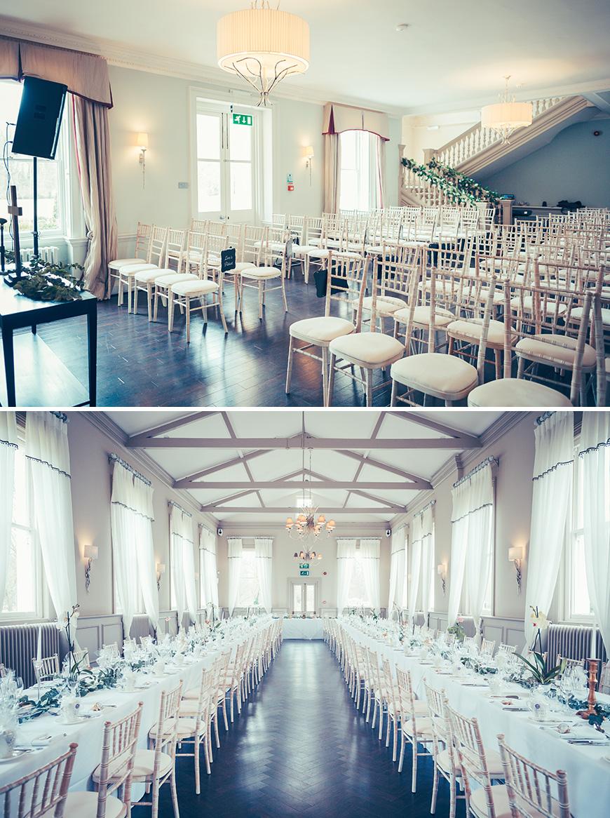 Angela and Praj's Handmade Wedding in London - The venue | CHWV