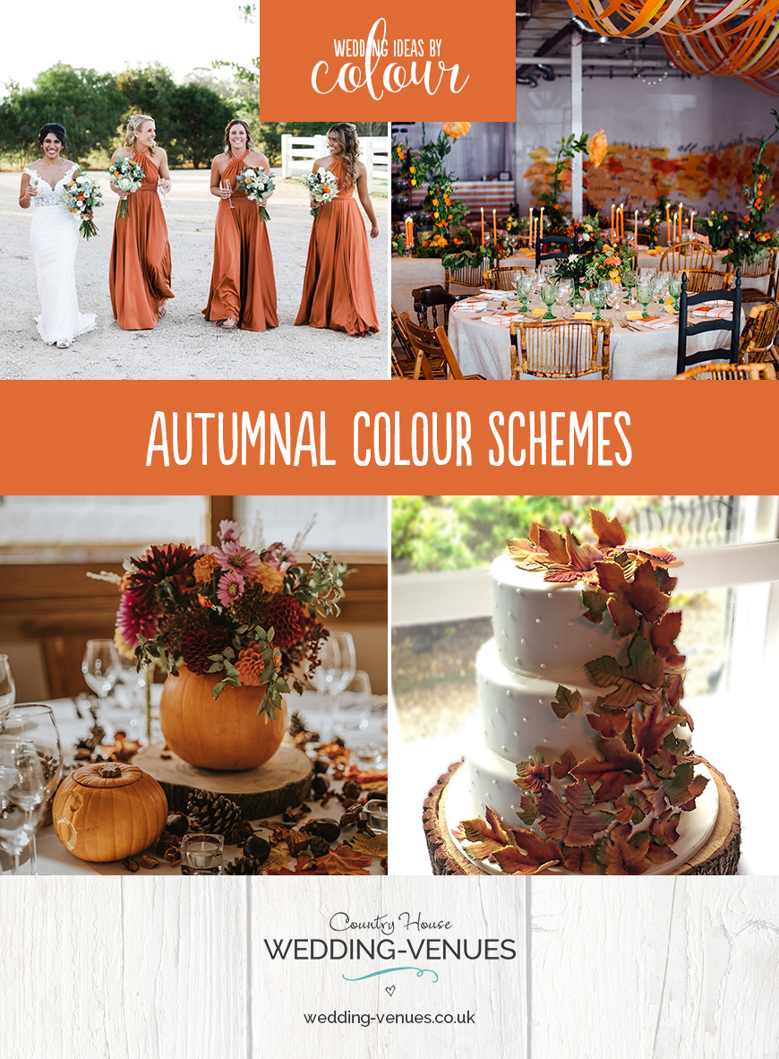 Autumn Colour Schemes: Orange | CHWV