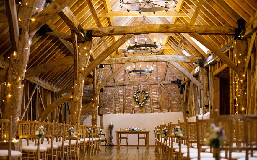 9 Unusual Wedding Venues For A Unique Day - Bassmead Manor Barns | CHWV