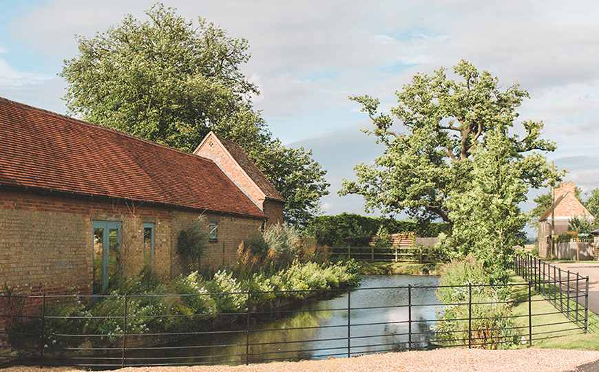 7 Quirky Wedding Venues That You Have To See - Bassmead Manor Barns | CHWV