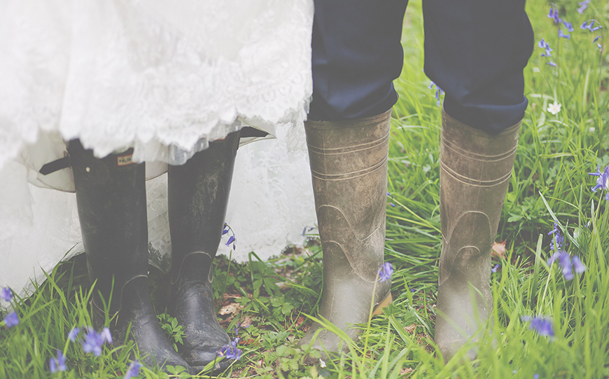 The Perfect Venues For A Festival Wedding Theme - Bartholomew Barns | CHWV