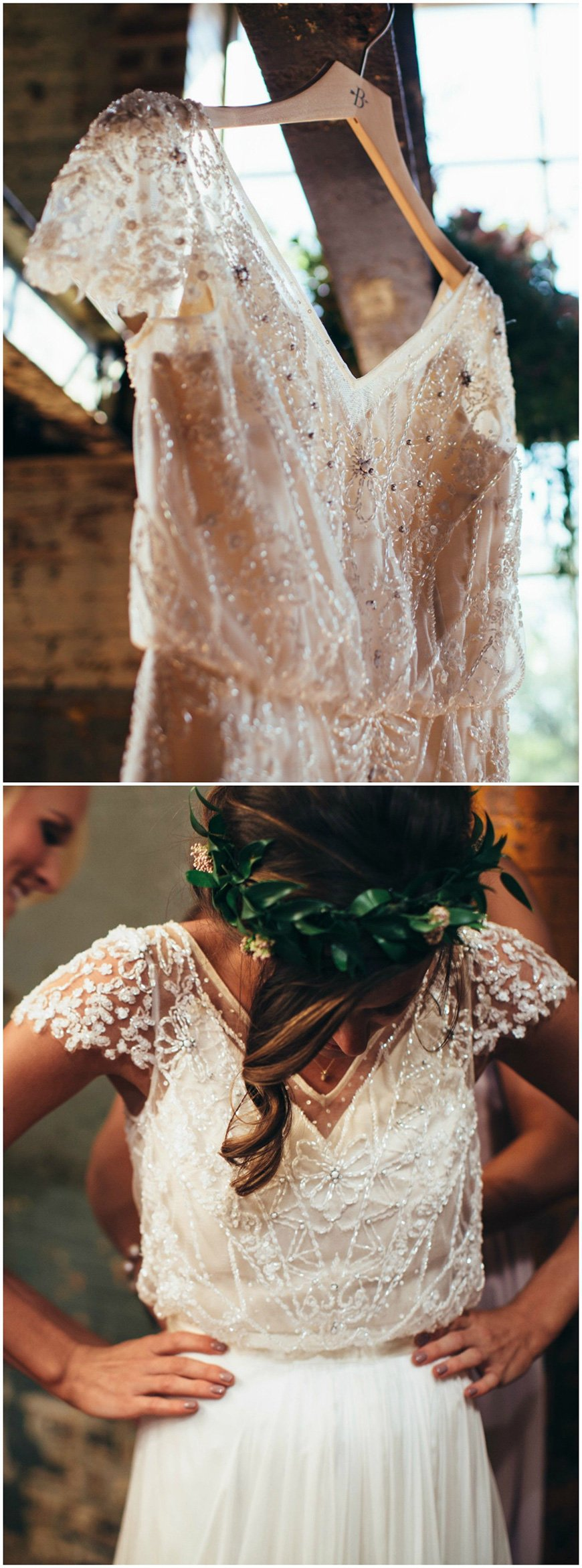 Our Venue Specialist's Perfect Wedding At Combermere Abbey | CHWV