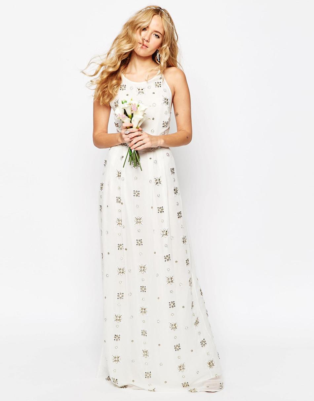 The best bohemian wedding dresses - ASOS | CHWV