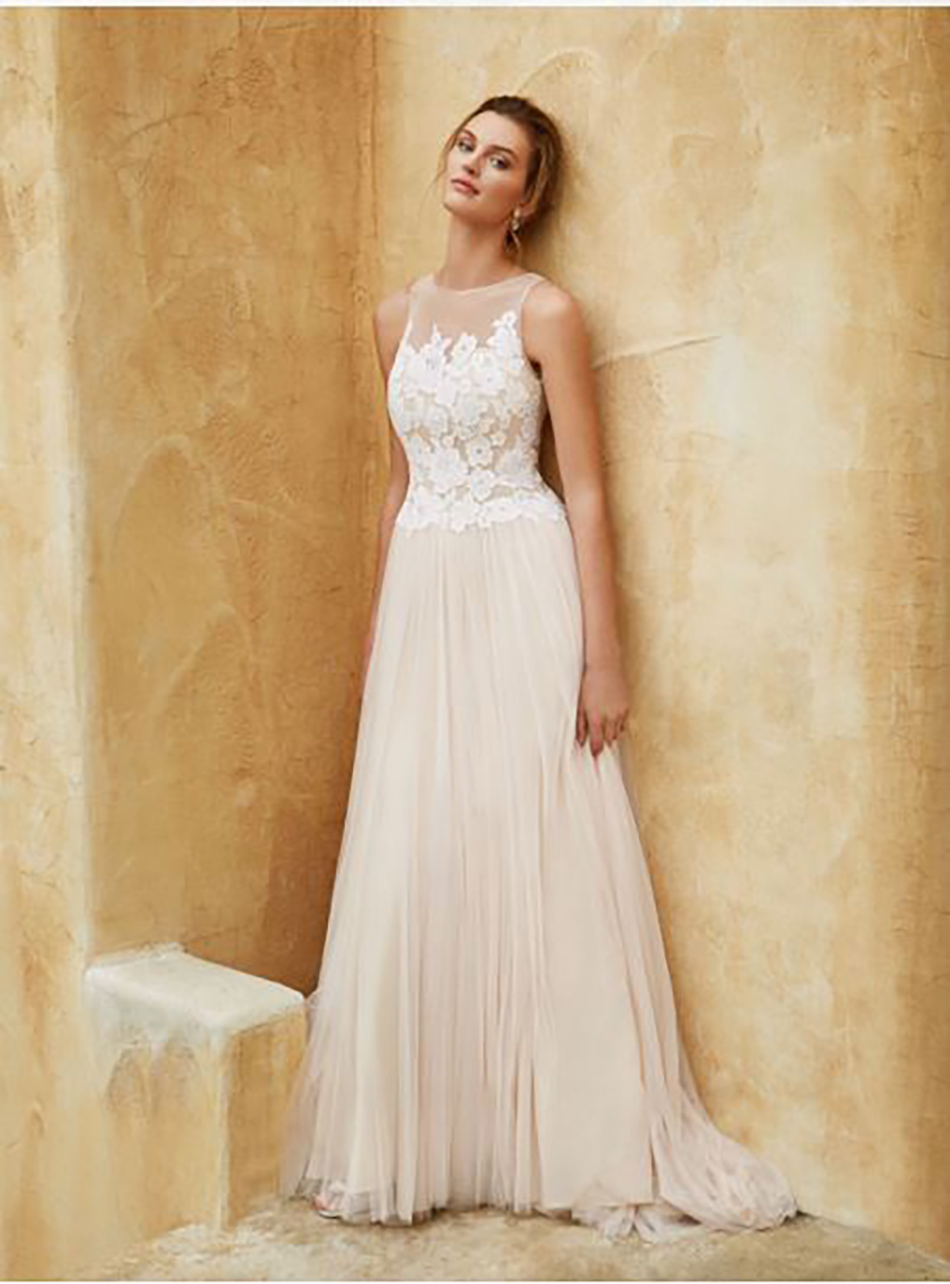 the best boho wedding dresses chwv