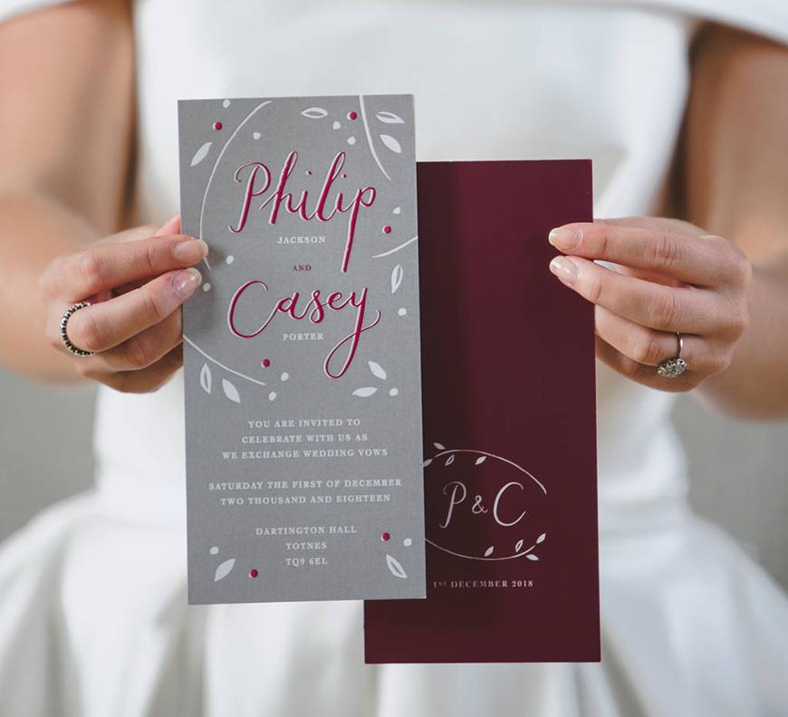 The Best Christmas Wedding Ideas | CHWV