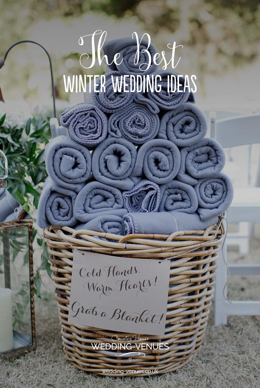 The Best Winter Wedding Ideas | CHWV