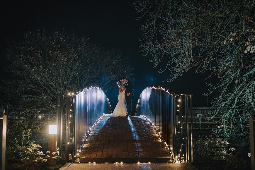 The Best Winter Wedding Ideas - Fairylights | CHWV