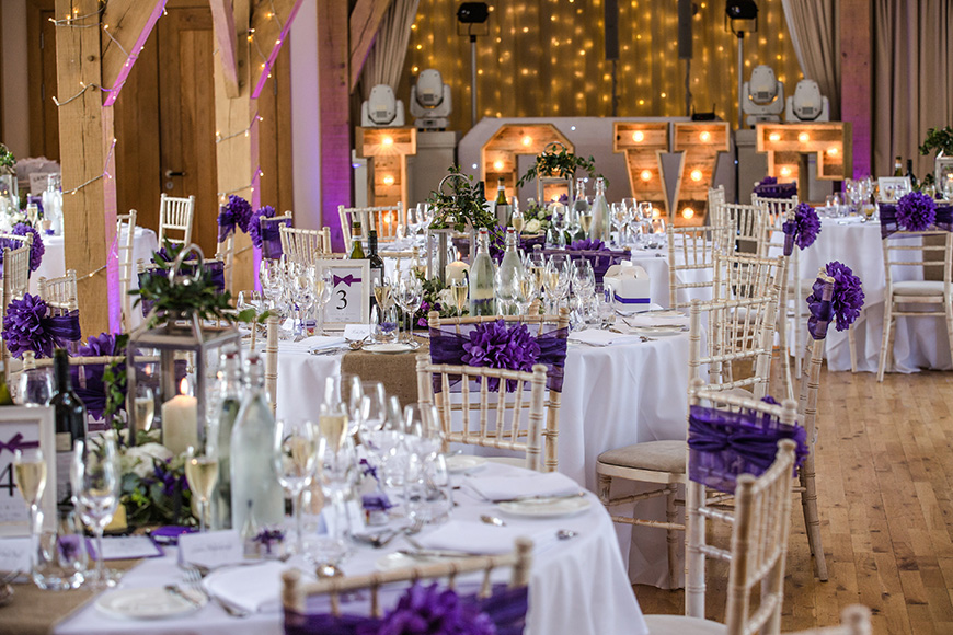 The Best Winter Wedding Venues - Bassmead Manor Barns | CHWV