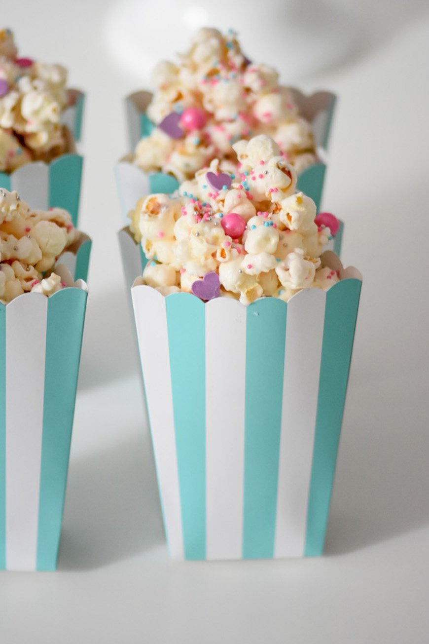 Wedding Ideas By Colour: Blue Wedding Favours - Good enough to eat | CHWV