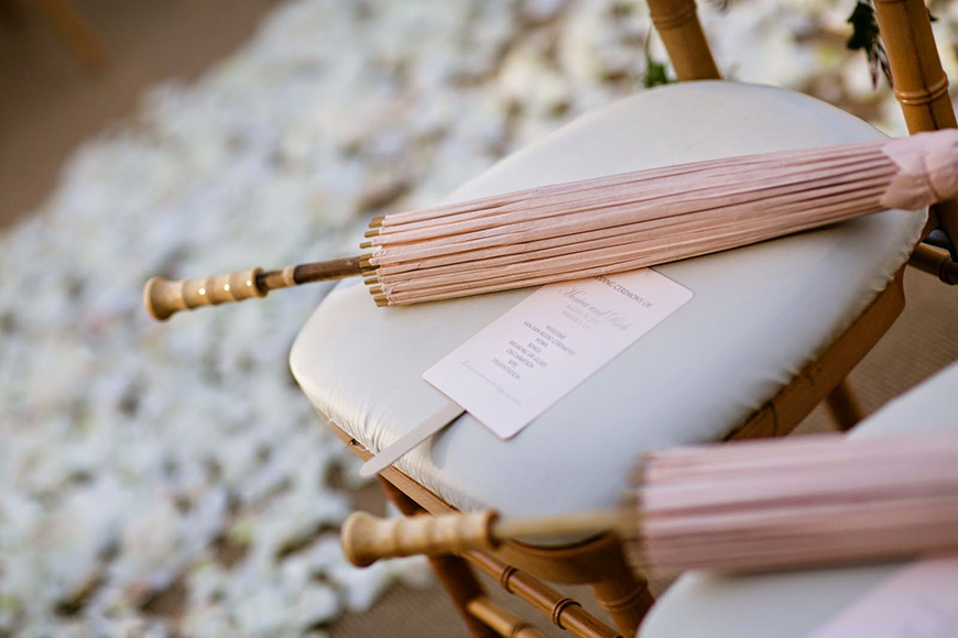 Wedding Ideas By Colour: Blush Wedding Decorations | CHWV