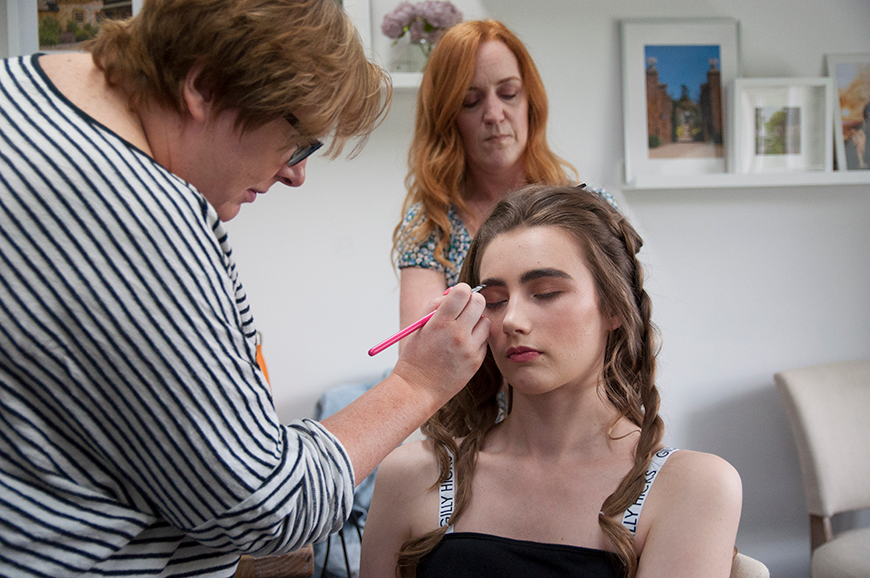 Wedding Hair and Makeup Tips For A Boho Bridal Look   CHWV