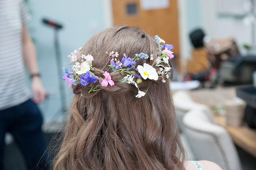 Wedding Hair and Makeup Tips For A Boho Bridal Look | CHWV