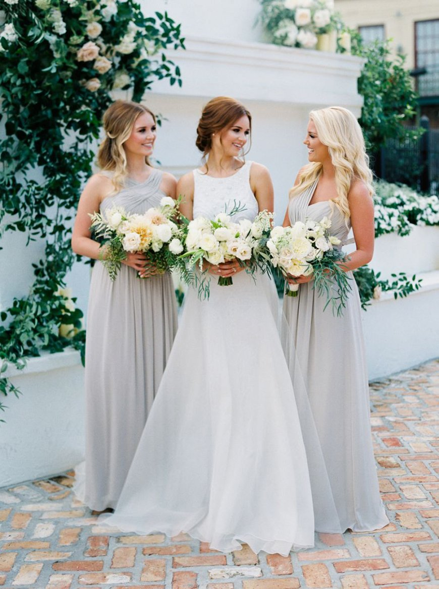 Bridesmaid Dresses To Suit Every Body Type | CHWV