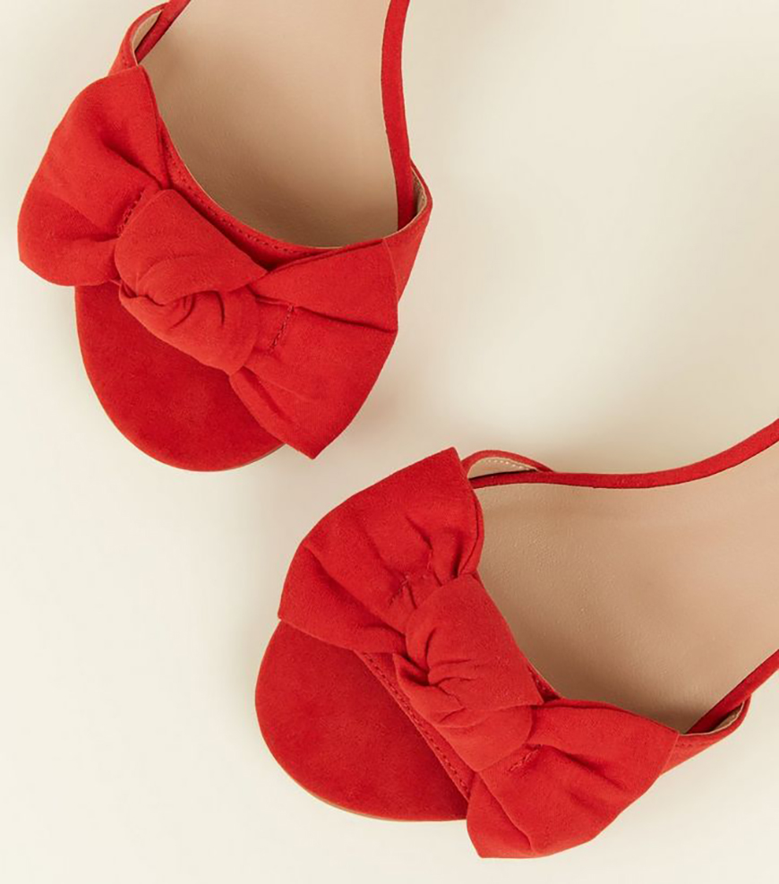 Wedding Ideas By Colour: Bright Wedding Shoes - Romance in red | CHWV