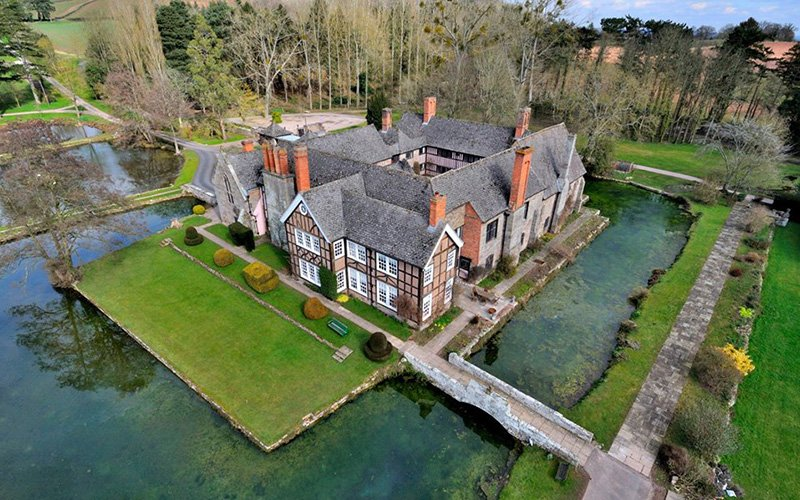 Manor House Wedding Venues Herefordshire Brinsop Court