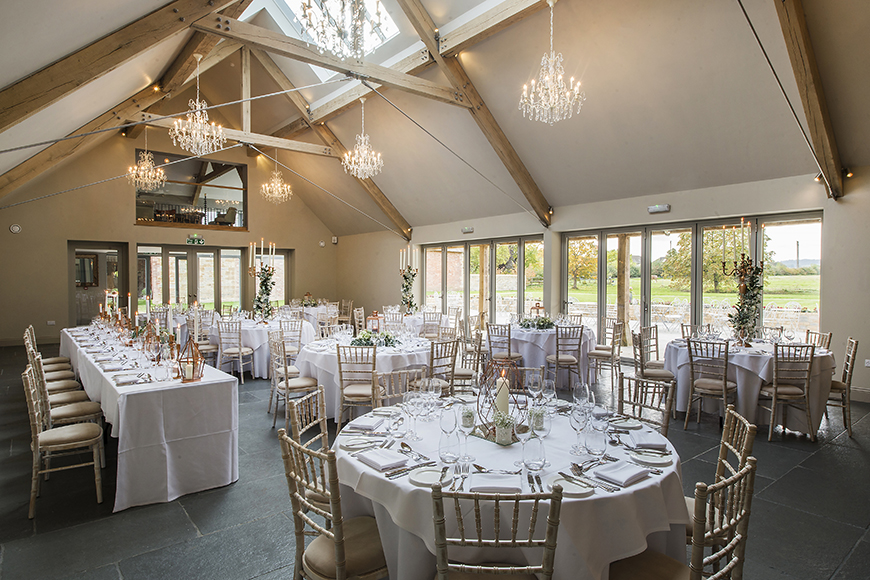 11 Budget-Friendly Barn Wedding Venues - Blackwell Grange | CHWV