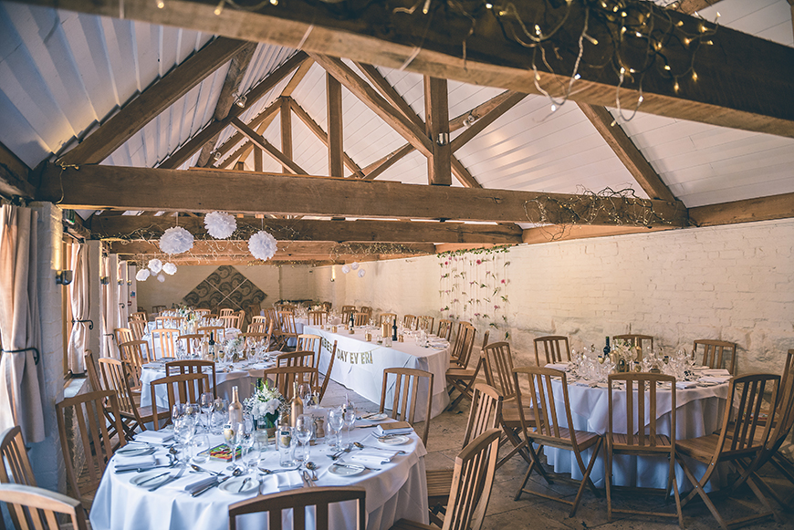 11 Budget-Friendly Barn Wedding Venues - Curradine Barns | CHWV