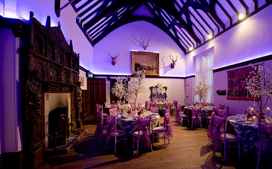 8 Winter Wedding Venues In The West Midlands - Burton Court | CHWV