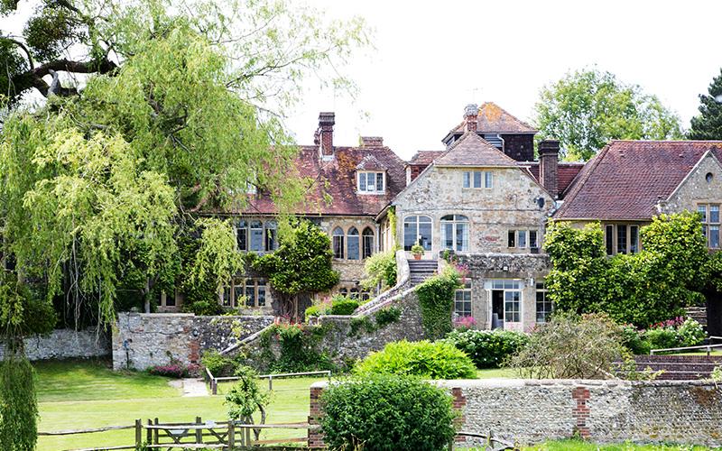 Wedding Venue in West Sussex | Bury Manor Barn | CHWV