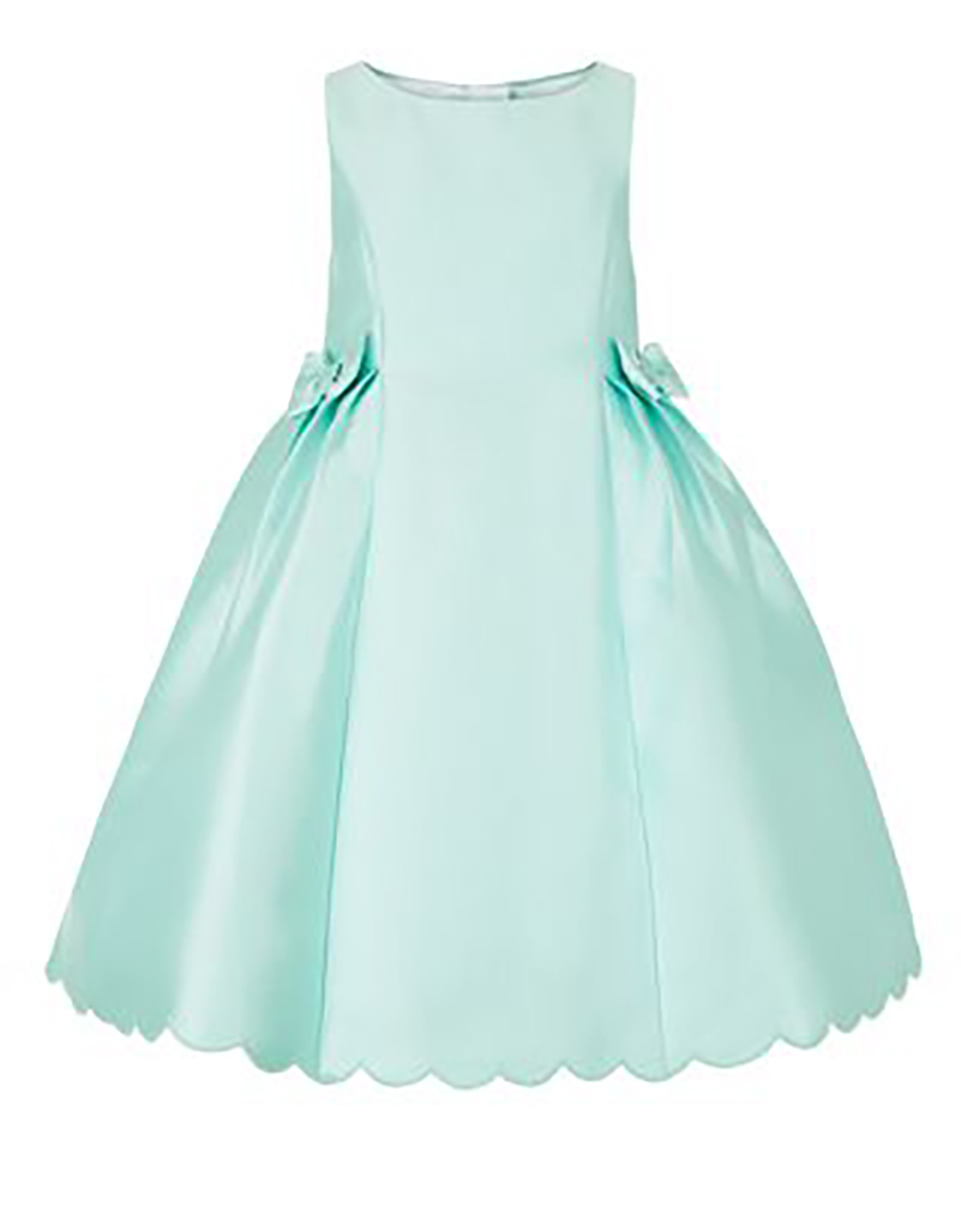 Wedding ideas by colour: candy bridesmaid dresses