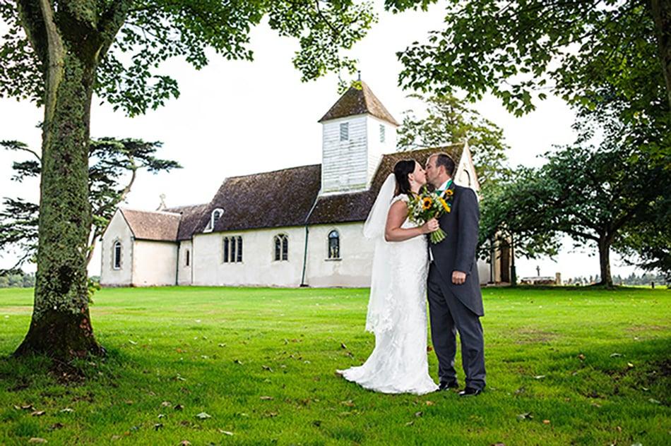 Real Wedding – A Vintage Traveller-Inspired Wedding at Wasing Park