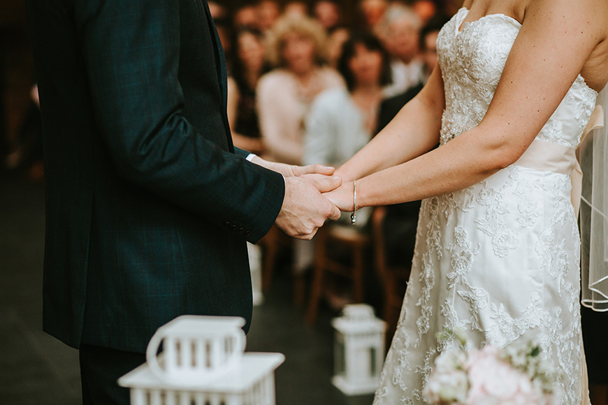 Personalise Your Wedding Ceremony With A Celebrant | CHWV