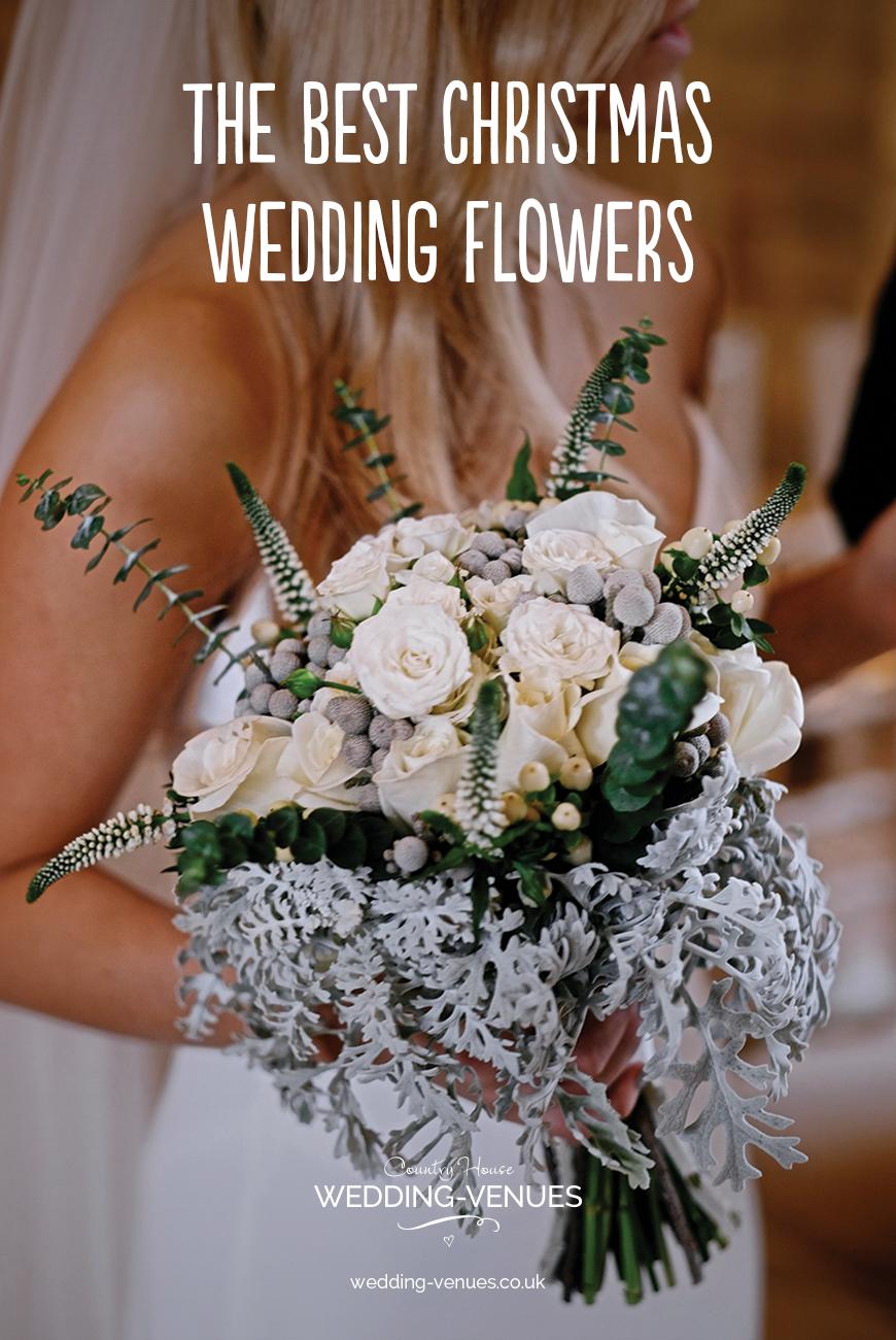 The Best Christmas Wedding Flowers for that Festive Feel | CHWV