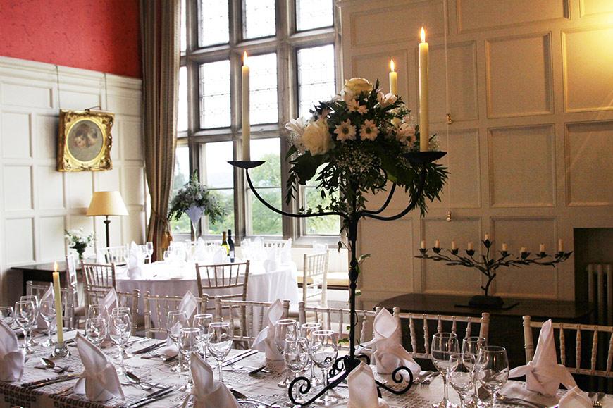 5 Wonderful Wedding Venues In Wales - Plas Dinam | CHWV