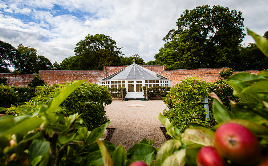 6 Marquee Wedding Venues That Really Stand Out - Combermere Abbey   CHWV