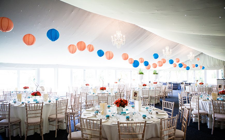 7 Quirky Wedding Venues That You Have To See - Combermere Abbey | CHWV