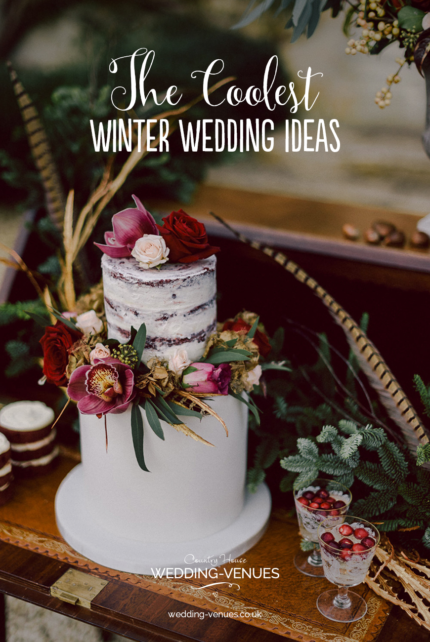 The Coolest Winter Wedding Ideas To Make Your Day Magical Chwv