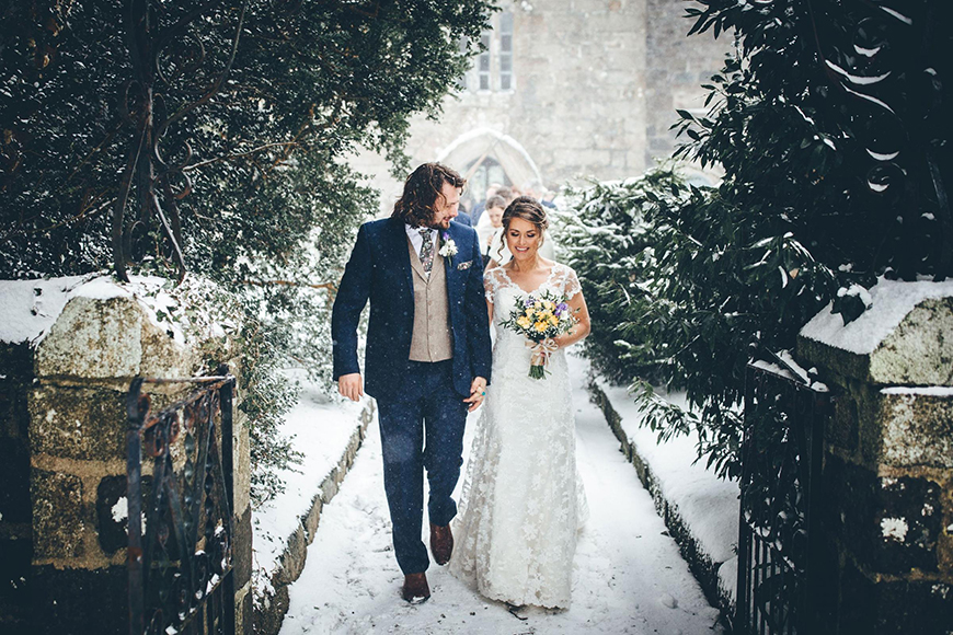 The Coolest Winter Wedding Ideas To Make Your Day Magical