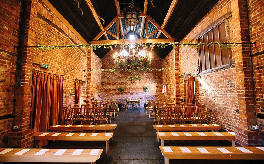 8 Winter Wedding Venues In The West Midlands
