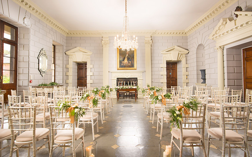10 Romantic Wedding Venues That You Won't Want To Miss - Davenport House | CHWV